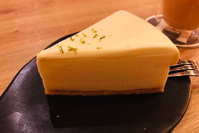 檸檬生乳酪