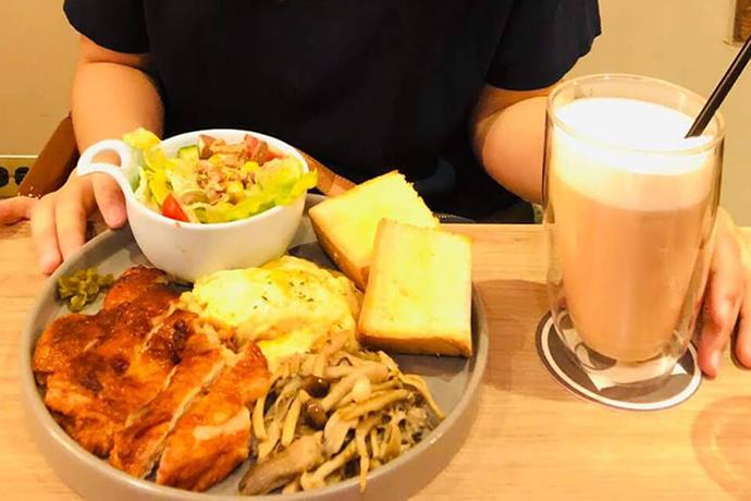 新竹早午餐店