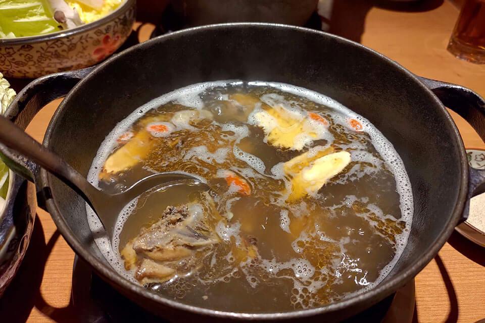 湯棧的湯頭