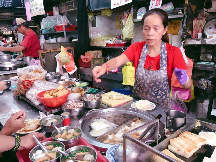 台中在地美食_第二市場蘿蔔糕_王記蘿蔔糕