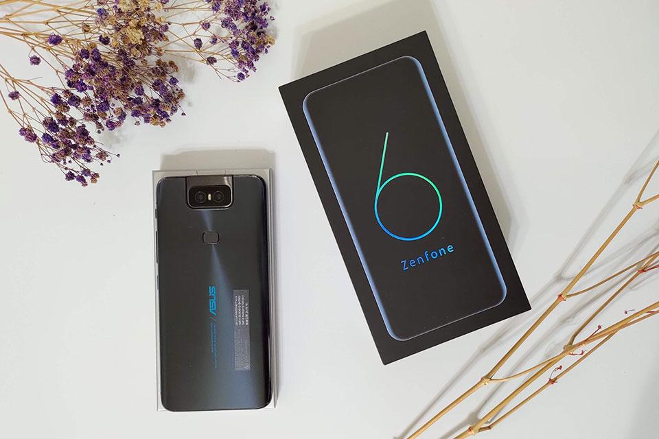 【asus zenfone 6評價】兼顧價格與品質的高cp值手機 (實際使用心得分享)