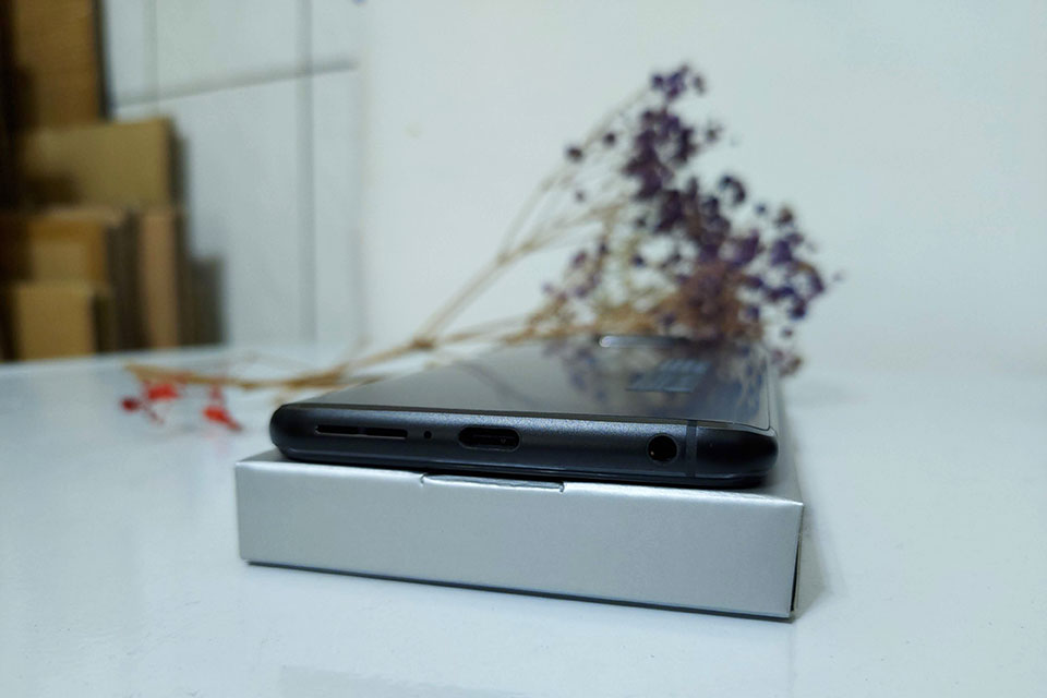 zenfone 6評價-充電孔/耳機孔