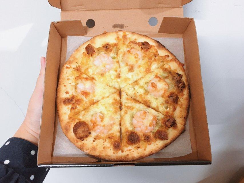 #台中披薩 #pizza rock #rock pizza #uber外送
