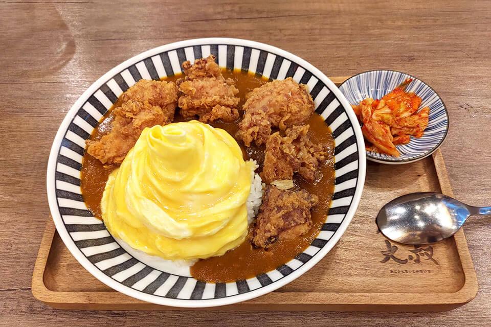 模範市場美食別嗆大叔《雞咖哩》
