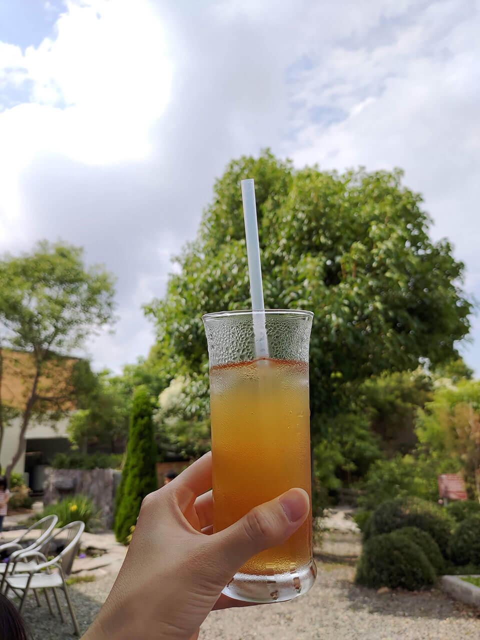 29號花園酸梅汁