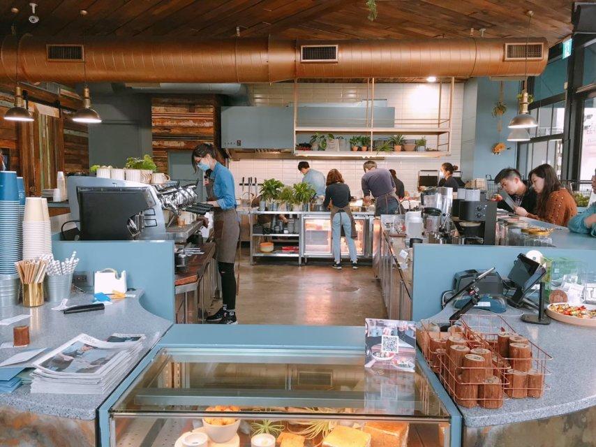 憲賣咖啡熱河店
