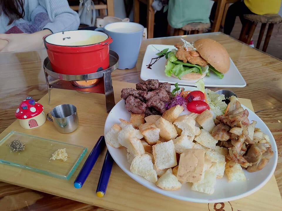 巴特彰化早午餐-義大利香草起司鍋