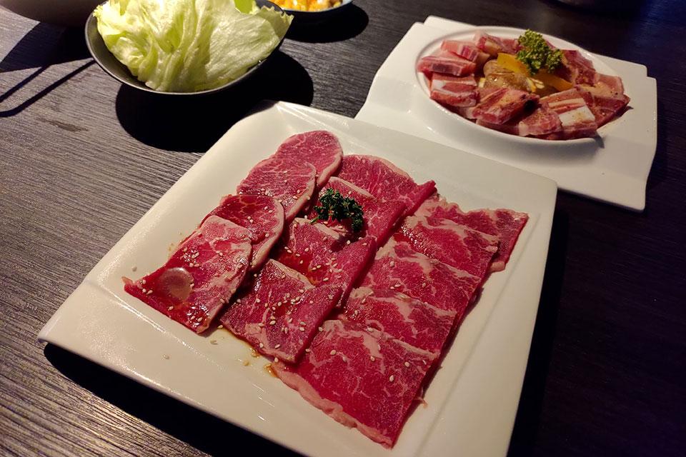 肉肉燒肉-牛小排