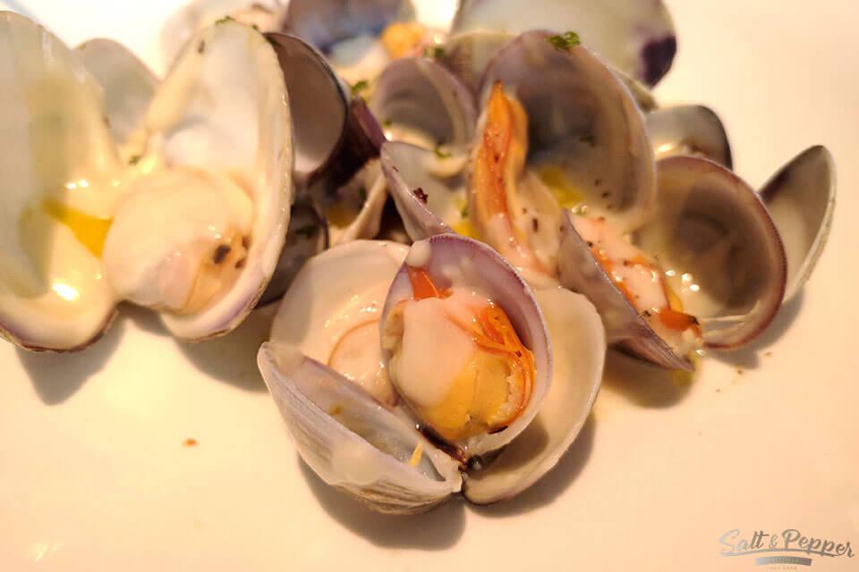 鹽與胡椒餐館-海蛤