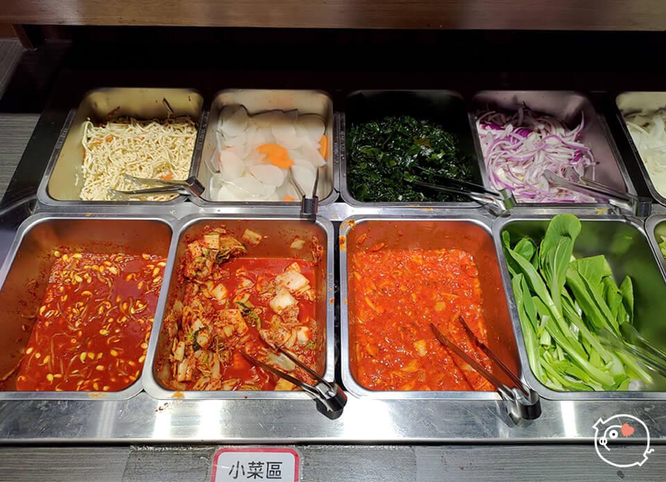 員林燒烤吃到飽-豬對有蔬菜4