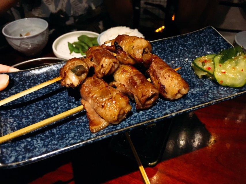 老時光燒肉酒肴_花蓮燒肉