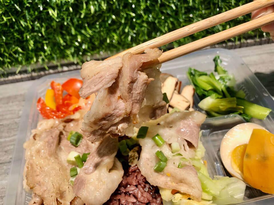 台中健身餐韓式烤牛肉