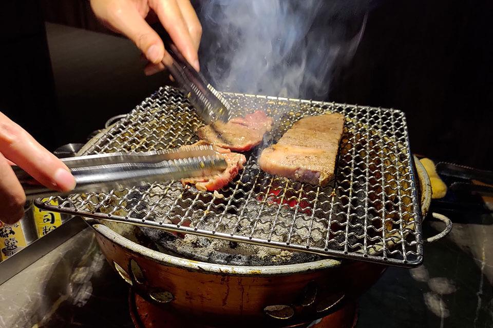 台中火烤兩吃|田季發爺