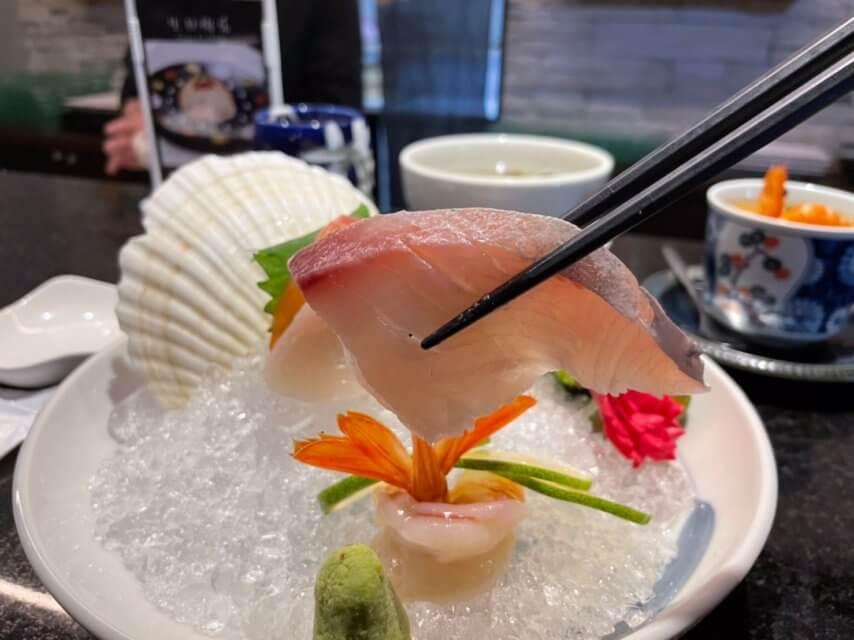 台中日本料理推薦_御閣手作壽司