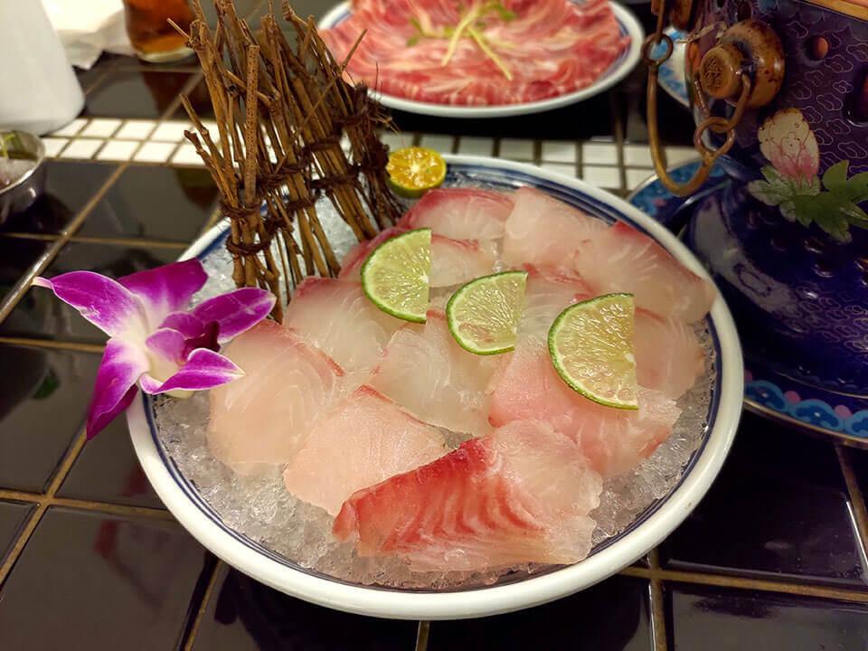 芳華火鍋公司鮮鯛