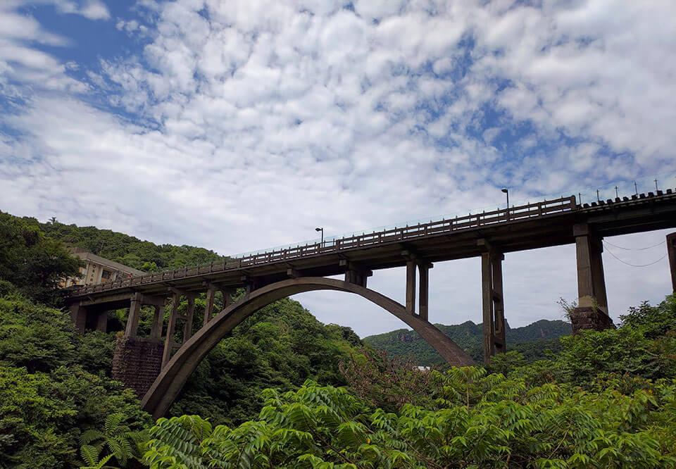 平溪一日遊:運煤橋