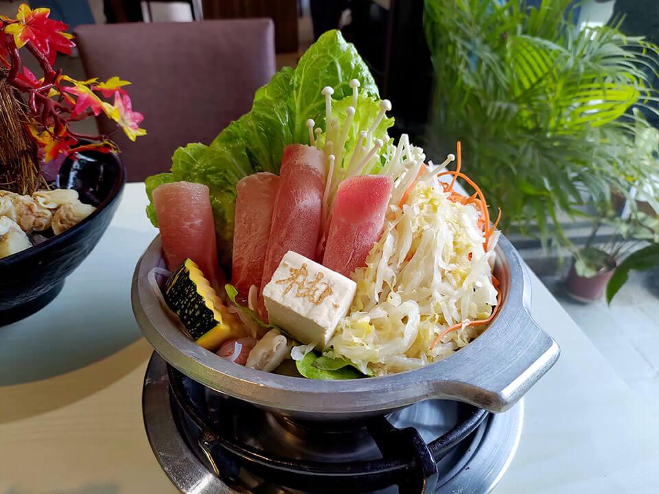酸白菜鍋(豬肉) NT.160