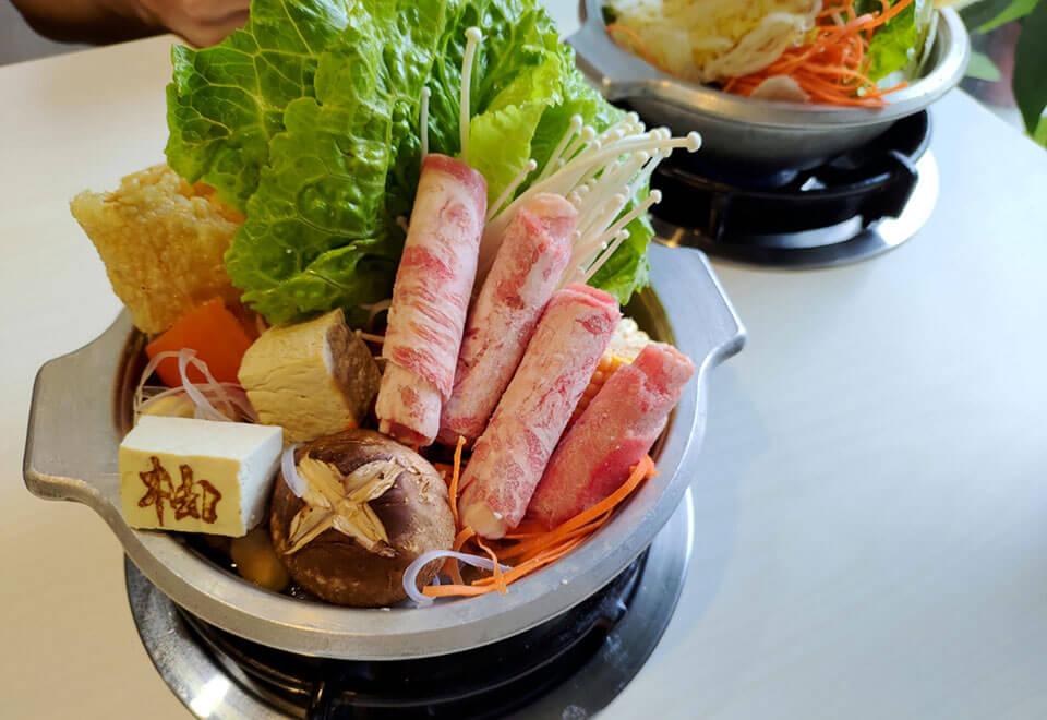 大漢蒙古鍋(牛肉) NT.170