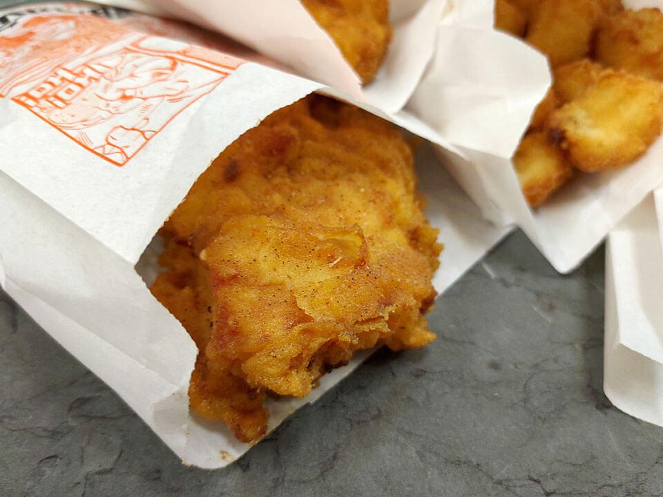 大里雞排-硬派厚切雞排