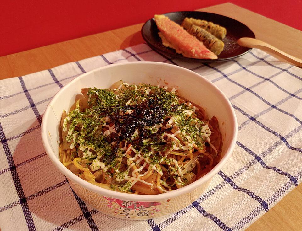 廣島燒炒麵 NT.109
