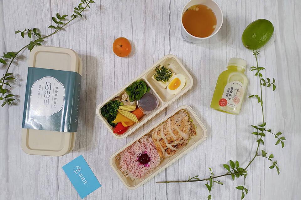 彰化健康餐盒-日出川