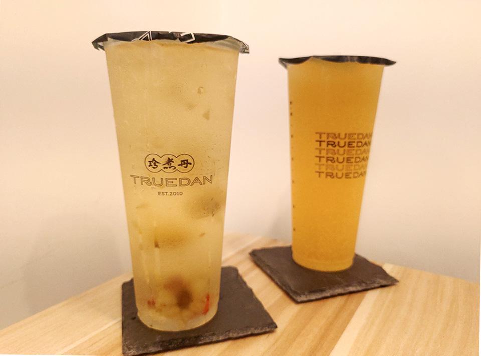 中科飲料店推薦-蜂蜜檸檬菊花茶
