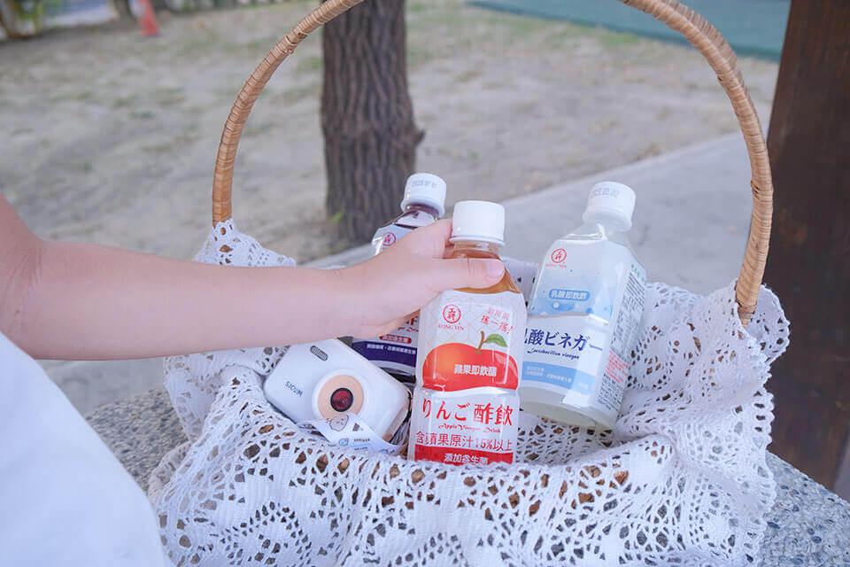 工研即飲醋 葡萄、蘋果、乳酸 3種口味超順口,小朋友出遊必備!(蝦皮免運喔)