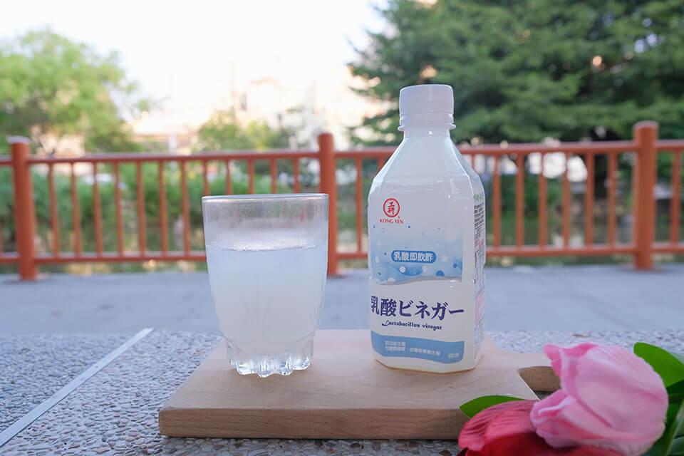 工研乳酸即飲酢(350ml)