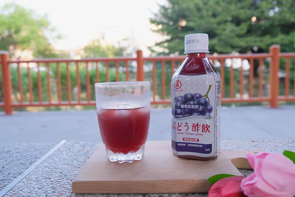 工研葡萄即飲酢(350ml)